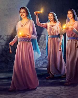 Iată, Mirele vine ; cum putem deveni fecioare înțelepte pentru a-L întâmpina pe Domnul?